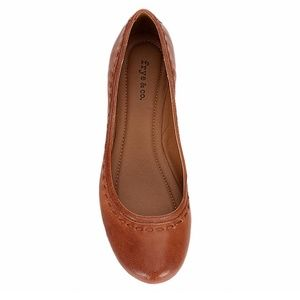 FRYE WOMENS TOSHIA STITCH - TAN